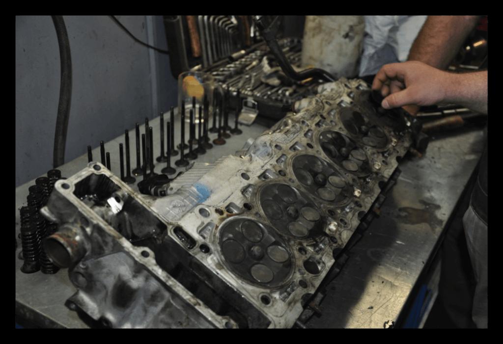 Ремонт двигателей СВАО